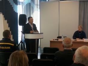 Науковці університету на конференції «Сучасний стан цивільного захисту України та перспективи розвитку»
