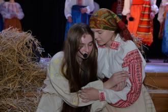 «Чужа душа - то, кажуть, темний ліс. А я кажу: не кожна, ой не кожна!»: в ЛДУБЖД відбулась театралізована вистава «Маруся Чурай»