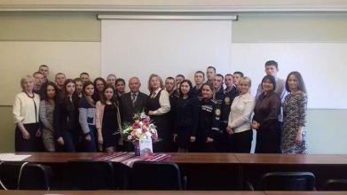 Науково-практичний семінар «Відлуння атомного віку» у Львівському державному університеті безпеки життєдіяльності