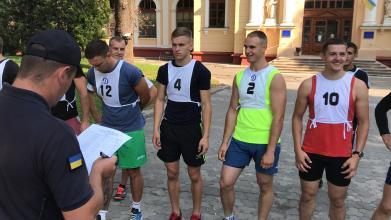 Команда ЛДУБЖД взяла участь у змаганнях з легкоатлетичного кросу «Спартакіада ДСНС – 2019»