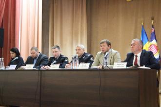 У ЛДУ ВС відбувся Всеукраїнський круглий стіл «Співпраця міністерства внутрішніх справ із громадським суспільством у реалізації антикорупційної політики України»