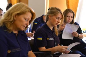 У Львівському державному університеті безпеки життєдіяльності психологи ДСНС України підвищують професійну майстерність