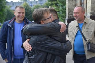 21 вересня у Львівському державному університеті безпеки життєдіяльності відбулася зустріч випускників 1999 року