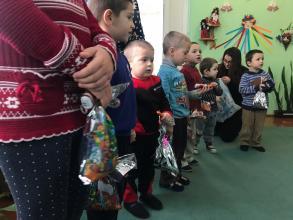Університет провів благодійну акцію «Святий Миколай у кожному з нас» до Дня Святого Миколая