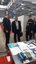 Представники Університету приймають участь у проведенні Міжнародного виставкового форуму «Технології захисту/ПожТех - 2019» у м.Києві