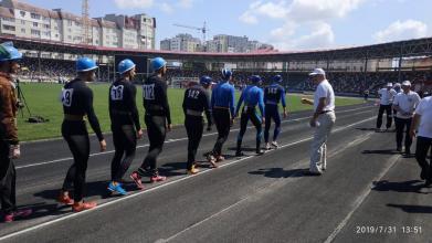 Команда ЛДУБЖД взяла участь у змаганнях за Кубок України з пожежно-прикладного спорту