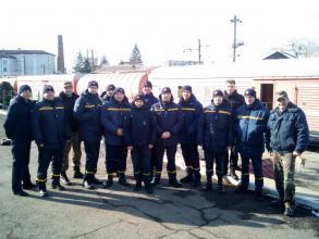 В Інституті післядипломної освіти підвищували кваліфікації офіцери ДСНС України