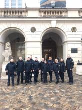 Магістри Університету ознайомилися з принципом роботи управління цивільного захисту