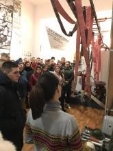 Туди, де зупинився час: курсанти та студенти побували на екскурсії у Чорнобилі