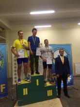 Курсанти Університету показали високі результати на Відкритому Кубку Асоціації гирьового спорту України