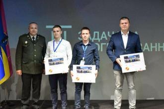 Викладачі ЛДУБЖД представили команду ДСНС України на Другому Національному оборонному хакатоні