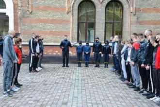 В Університеті відбувся спортивно-інтелектуальний квест з нагоди Дня Українського Козацтва