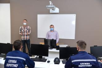 В Університеті  відбулась зустріч з працівниками управління протидії кіберзлочинам