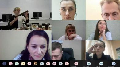 У Львівському державному університеті безпеки життєдіяльності відбувається підвищення кваліфікації практичних психологів ДСНС України