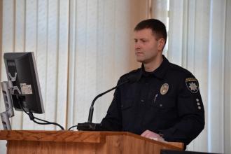 Зустріч курсантів Університету із інспекторами патрульної поліції