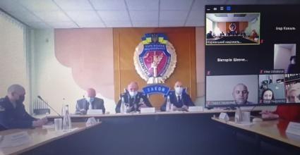 Представник Університету виступив на пленарному засіданні Всеукраїнської науково-практичної конференції