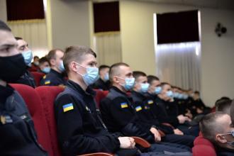 В Університеті відбулася зустріч курсантів ННІП та ТБ з Судніциним Михайлом Володимировичем