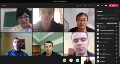 В Університеті відбувся міжвузівський науковий семінар ад'юнктів та аспірантів «Організація наукових досліджень: сьогодення та поступ»
