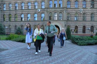 «Місто для всіх»: в Університеті проходять Дні європейської спадщини