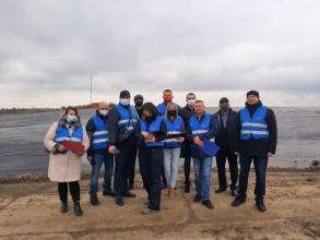 Наукова делегація Головної школи державної пожежної служби Республіки Польща ознайомилась із діяльністю Львівської станції компостування органічних відходів