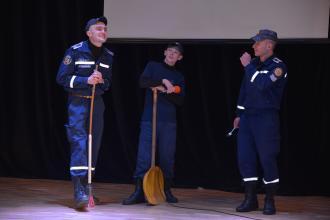 В Центрі культури та мистецтв Університету відбувся «Кубок ЛДУБЖД з КВН»