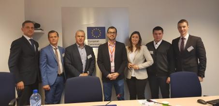 В Брюсселі стартував міжнародний проект EU-CHEM-REACT 2