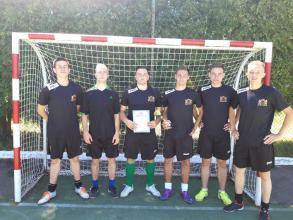 Вітаємо команду Університету з міні-футболу з призовим місцем у чемпіонаті