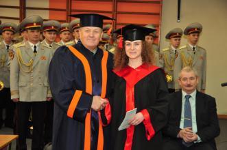 40 магістрів Львівського державного університету безпеки життєдіяльності відтепер дбатимуть про безпеку людей