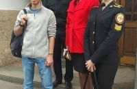 """26 вересня 2017 року група ІБ – 31 відвідала фотовиставку під назвою """"Час війни"""", яка була розташована на вул. Театральна,22. На виставці представлені роботи військових журналістів. Кожне фото передає справжню емоцію - біль, розпач, гордість, радість, надію. Кожне фото це історія трагедії або спасіння."""
