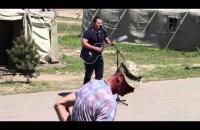 Embedded thumbnail for Антон Крук - концерт для військових та добровольців Збройних Сил України