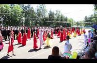 Embedded thumbnail for Офіцерський вальс ЛДУ БЖД 2017 р.
