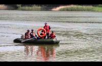 Embedded thumbnail for В Університеті проведено заняття за напрямком «Плавець-рятувальник».