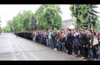 Embedded thumbnail for У Львівському державному університеті безпеки життєдіяльності розпочалася атестація випускників