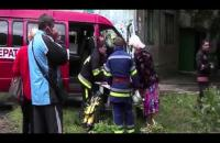 Embedded thumbnail for В Університеті навчають дітей безпечної поведінки з вогнем
