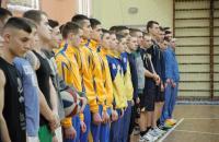 У Львівському державному університеті безпеки життєдіяльності провели турнір з баскетболу