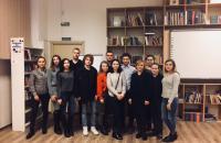 Студенти спеціальності «Соціальна робота» стали учасниками волонтерського проекту «Добре робимо»