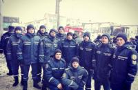"""Курсанти 4-го та 5-го курсів прийняли участь у показовому навчанні з питань цивільного захисту яке відбулось на базі відокремленого підрозділу """"Шахта """"Степова"""""""