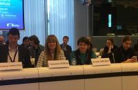 Науковий співробітник відділу організації науково-дослідної діяльності Університету Ірина Дробіт взяла участь у форумі з перекладу Translating Europe Forum 2017 у Брюсселі
