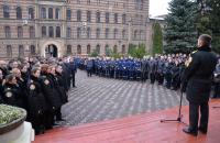 День Гідності та Свободи відзначили у Львівському державному університеті безпеки життєдіяльності