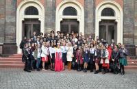 В Університеті відбулася міжнародна конференція курсантів і студентів» «Культура як феномен людського духу (багатогранність і наукове осмислення)»