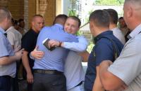 До Львівського державного університету безпеки життєдіяльності завітали випускники 2007- 2008 років