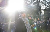 Ректорат, науково-педагогічний колектив, курсанти та студенти вшанували нетлінну пам'ять Героїв Небесної Сотні