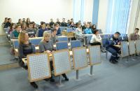 """В Університеті проведено інтерактивний захід на тему: """"Особливості користування безвізовим режимом. Правила безпеки при виїзді за кордон"""""""