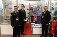 Представники Університету приймають участь у міжнародному виставковому форумі «Технологія захисту/Пожтех 2017»