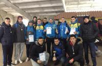Збірна команда ЛДУ БЖД прийняла участь у змаганнях «Динаміада 2017»