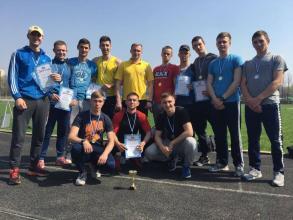 Вітаємо збірну команду ЛДУБЖД з легкої атлетики яка виборола 1 загальнокомандне місце