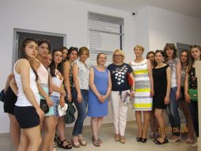 Студенти Університету проходили міжнародну практику з соціальної роботи в Польщі  у рамках I Міжнародної Літньої школи-2017 «Інновації у соціальній роботі»