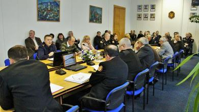 7 лютого відбулось чергове  засідання Вченої ради Університету
