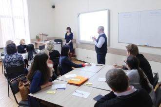 У ЛДУБЖД відбулись тренінги на тематику активного навчання та педагогічного лідерства за участю сертифікованих британських тренерів