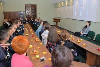 Театральна вітальня при кафедрі українознавства відкрилася 12 жовтня